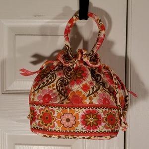 Vera Bradley Folkloric draw string handbag